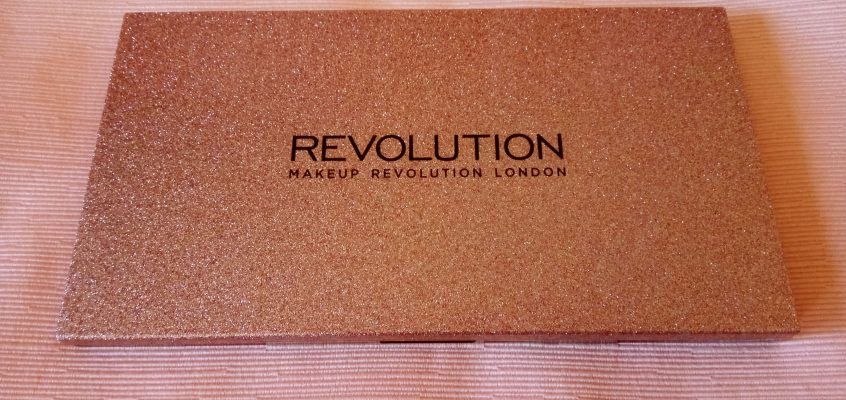 Makeup Revolution – Paleta de sombras Life on the dancefloor