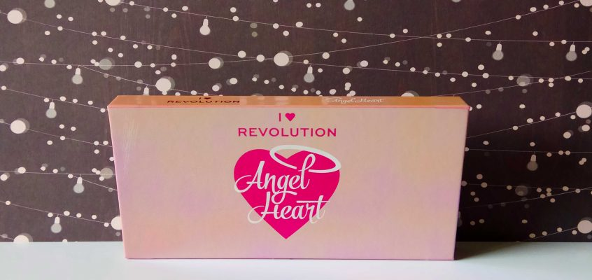 I Heart Revolution – Angel Heart