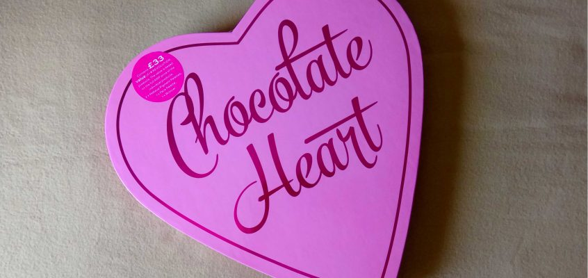 I Heart Revolution – Chocolate Heart