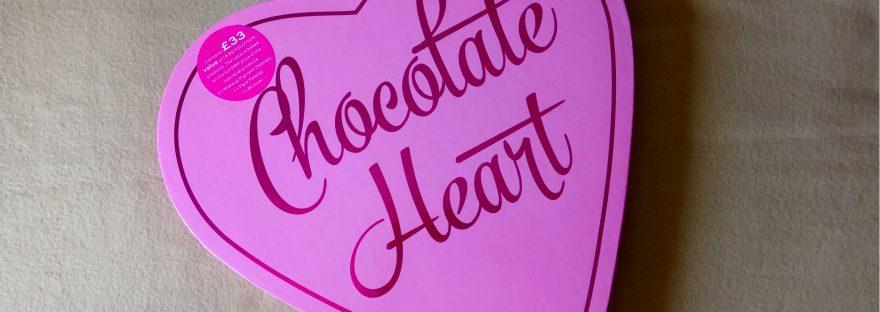 I Heart Revolution - Chocolate Heart Caja corazón