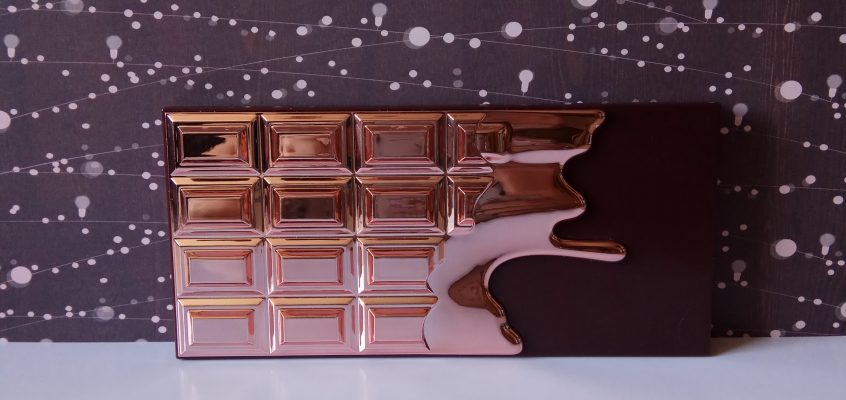 I Heart Revolution – Chocolate Rose Gold