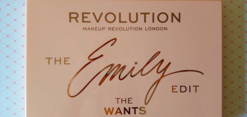 Makeup Revolution – The Emily edit the wants