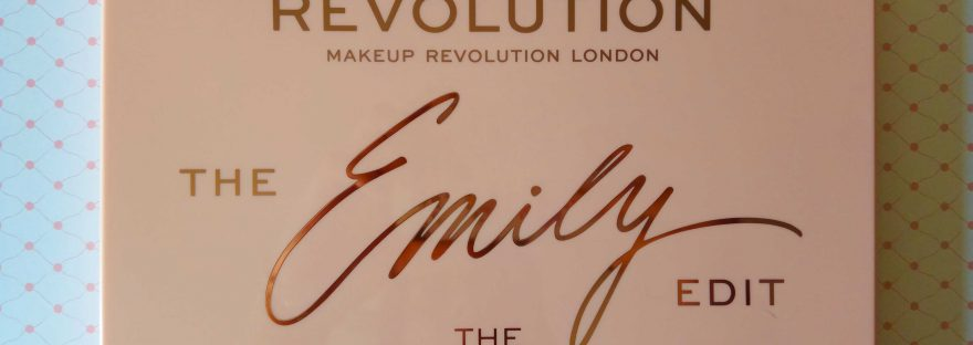Makeup Revolution - The Emily edit