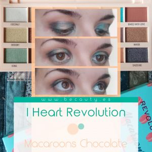 Look con Macaroons Chocolate