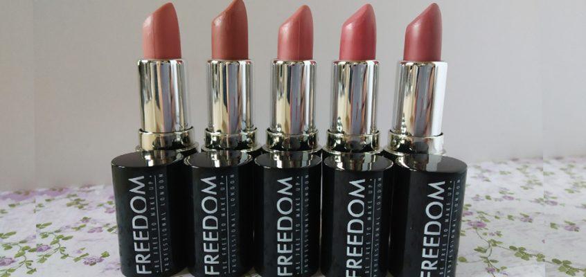 Freedom – Nude Mates Barras de labios