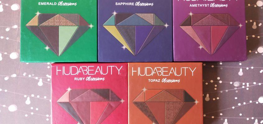 Huda Beauty – Obsessions paletas réplicas