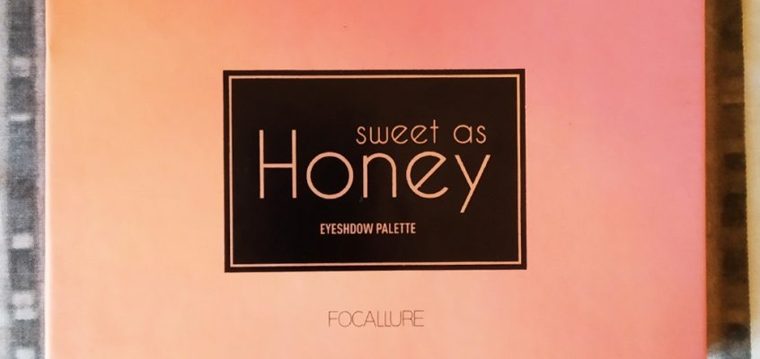 Focallure – Sweet as honey