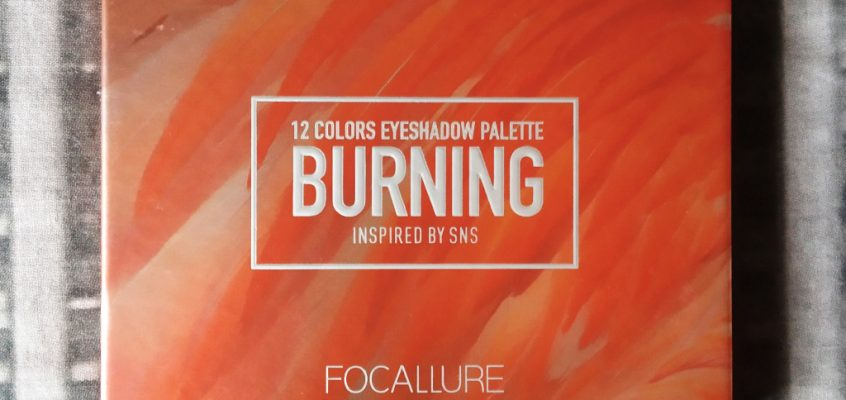 Focallure – Burning