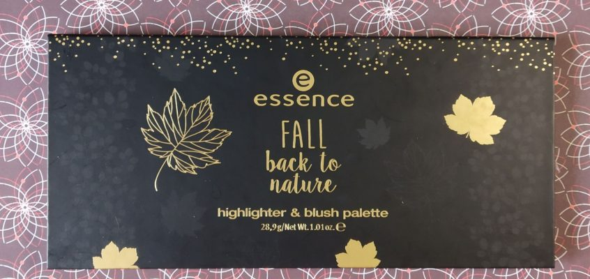 Essence – Fall back to nature