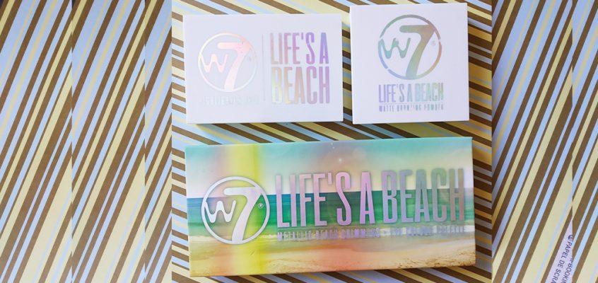 W7 – Colección Life's a beach