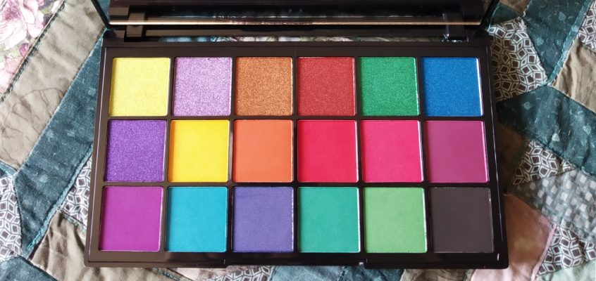 Makeup Revolution – Tropical Carnival x Tammi