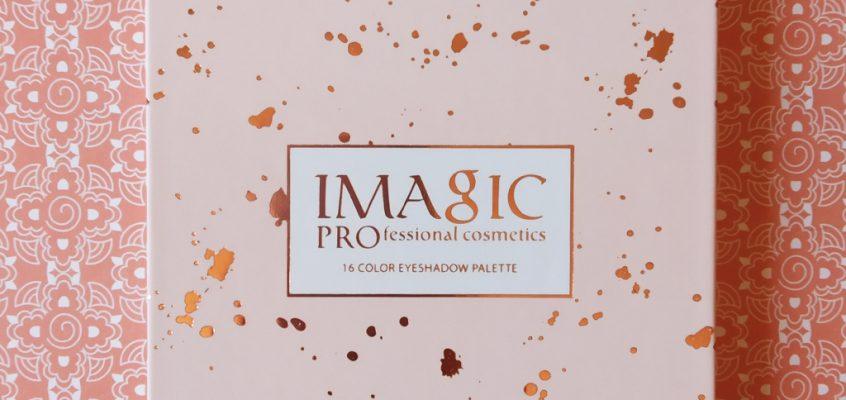 Imagic – Paleta rosa de sombras