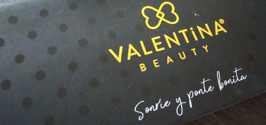 Valentina Brand – Paleta de sombras y barra de labios