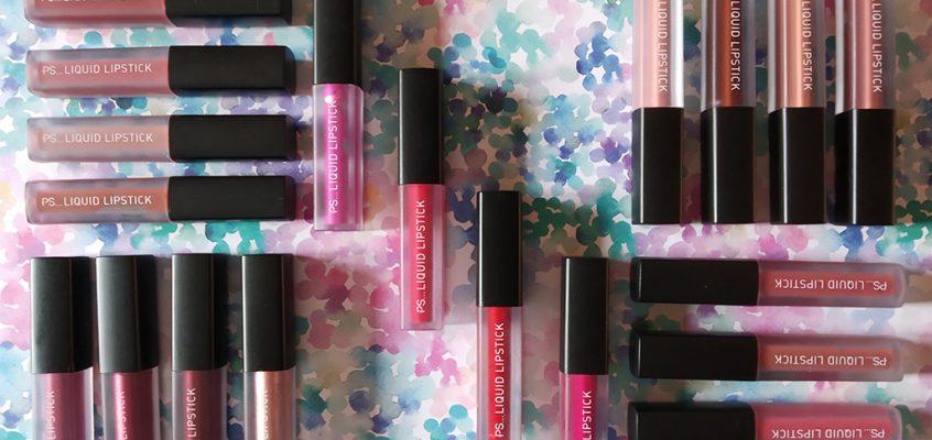 Primark – Liquid Matte Lipsticks